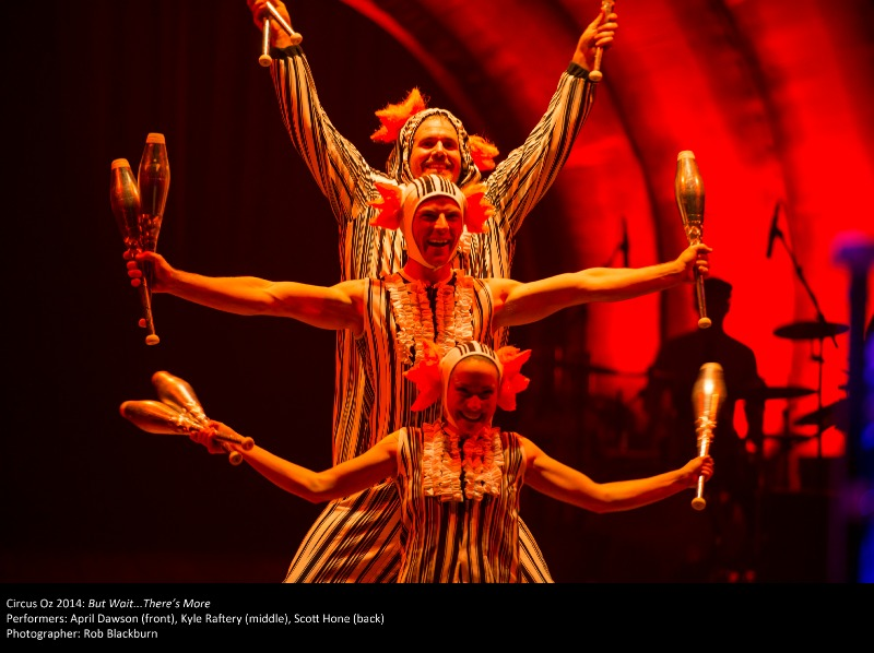 Circus Oz But wait there's more La Tohu 2015 - Blog Montreal Addicts2