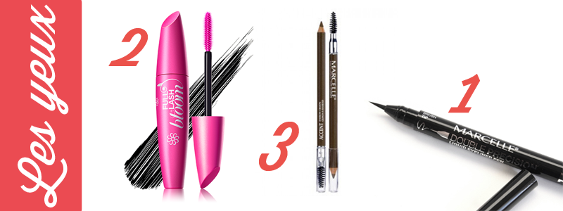 Maquillage Annabelle et Covergirl | Blog Montreal Addicts