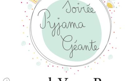 soirée pyjama géante montreal MMM La vie en rose - Blog Montreal Addicts2