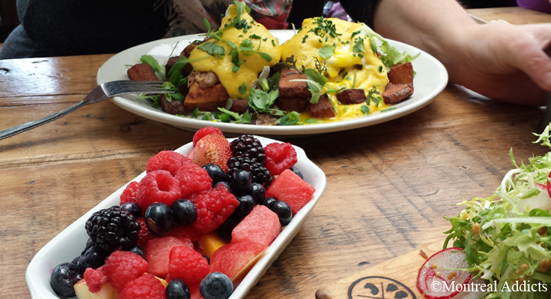 Brunch Le Pourvoyeur | Blog Montreal Addicts