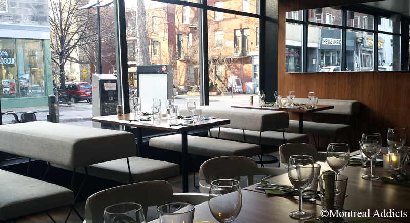Invitation V Bistro Vegan | Blog Montreal Addicts