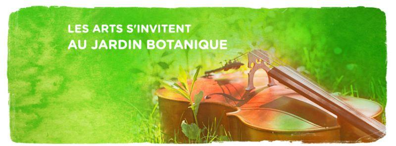 Des concerts gratuits tout l 39 t montreal addicts for Jardin botanique gratuit 2015