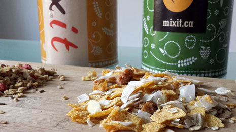 Céréales MixIt | Blog Montreal Addicts