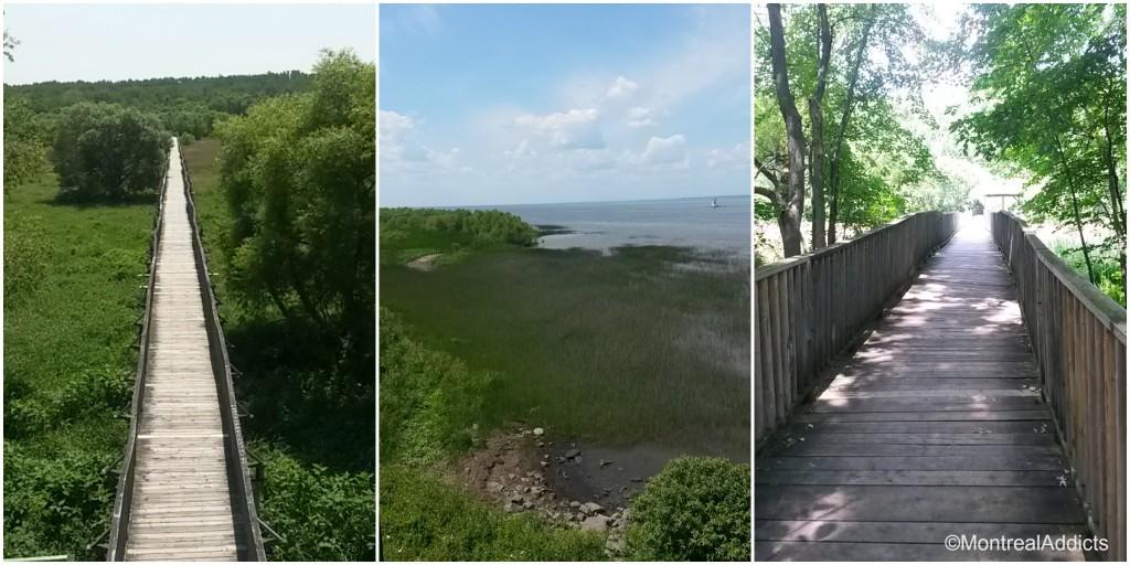 Parc de l'Anse du Port Tourisme Centre du Québec - Blog Montreal Addicts