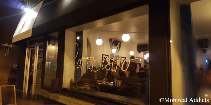 Restaurant Le Lapin Blanc dans Hochelaga | Blog Montreal Addicts