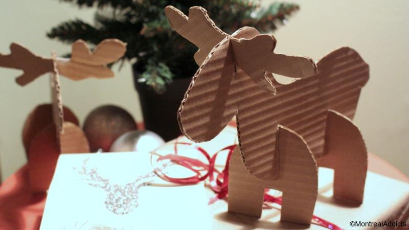 DIY faciles Noël - Rudolf rennes de Noël - Blog Montreal Addicts