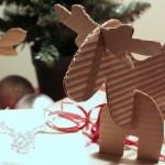 DIY | 5 idées faciles pour Noël, spécial Rudolf!