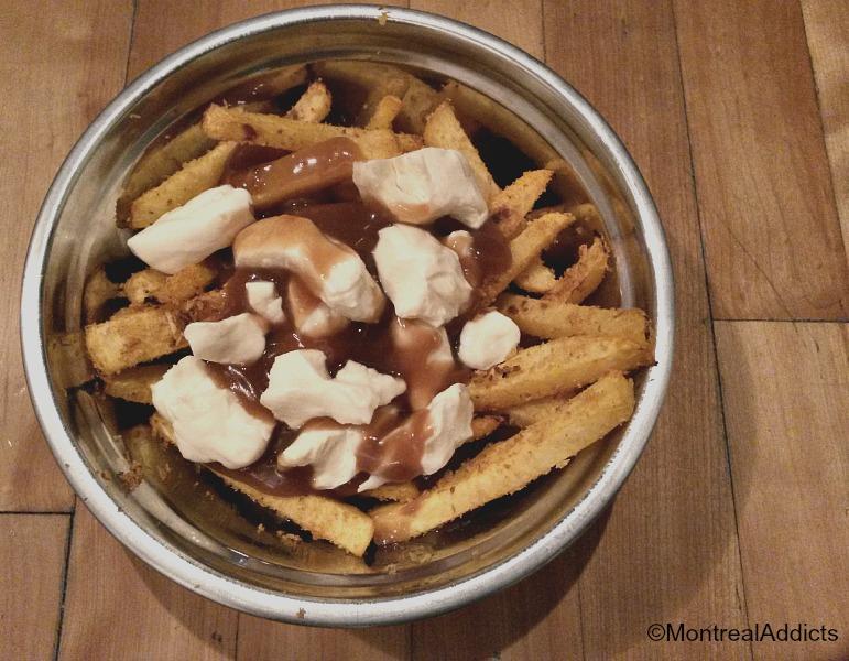 Poutine rutabaga et panko - Blog Montreal Addicts