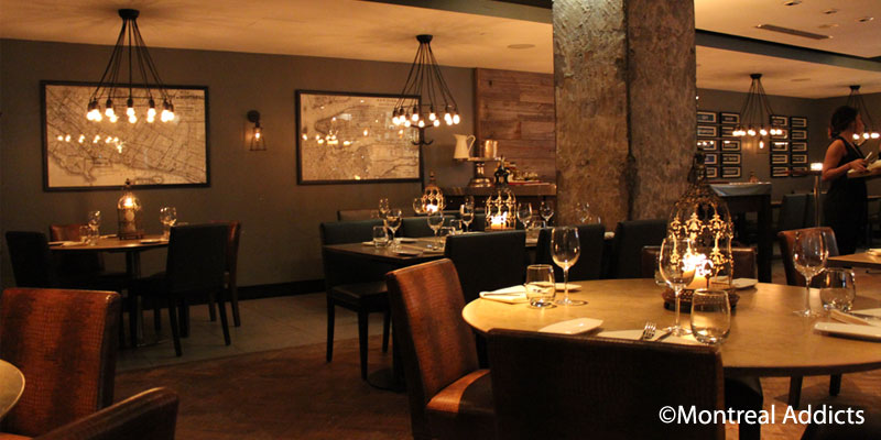 Restaurant Branzino | Blog Montreal Addicts