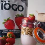 RECETTES   7 déjeuners pour chaque matin de la semaine avec Iögo