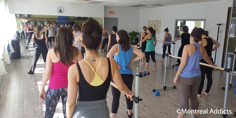 Journée Bien Être Montreal Addicts x Studio Équilibre Ontario