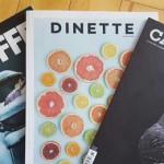 LECTURE | Bouffe, Caribou, Dinette: des magazines culinaires d'ici