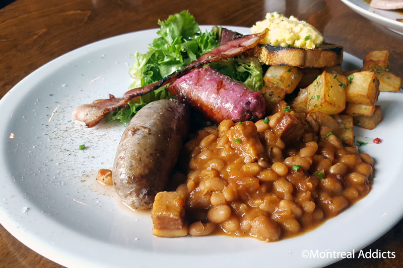 Brunch Le Caribou Gourmand Saint-Laurent | Blog Montreal Addicts