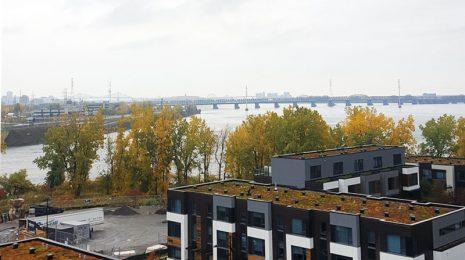 Quartier Pointe-Nord sur l'Île des soeurs | Blog Montreal Addicts