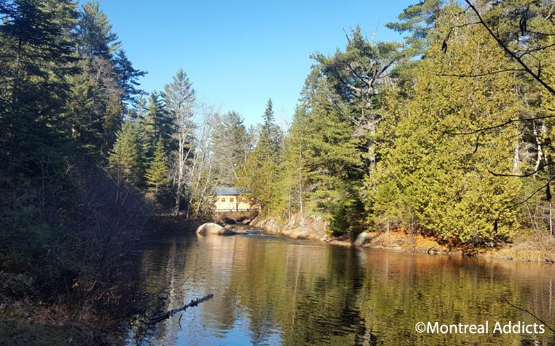 Randonnée parc régional de la Chute-à-Bull | Blog Montreal Addicts