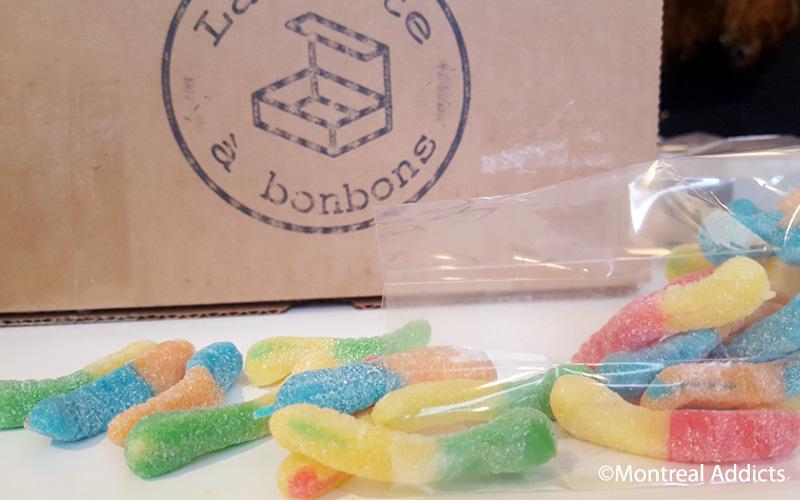 La Boîte à Bonbons Mensuelles | Blog Montreal Addicts