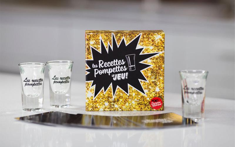 Recettes Pompettes - Le jeu | Blog Montreal Addicts