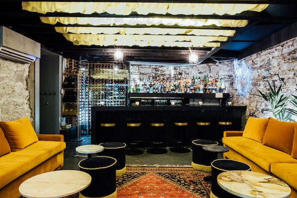 Henden bar speakeasy Griffintown
