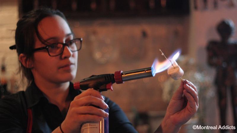 Lockhart bar Harry Potter   Montreal Addicts
