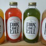 BOISSON | Fous de l'île, le kombucha montréalais aux délicieuses saveurs