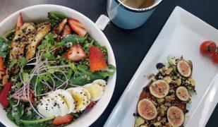 Brunch Liv Salades sur la Main | Blog Montreal Addicts