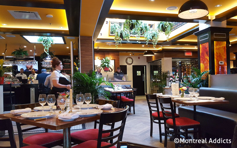 Bistro Thrusdays Mille Carré Doré | Blog Montreal Addicts