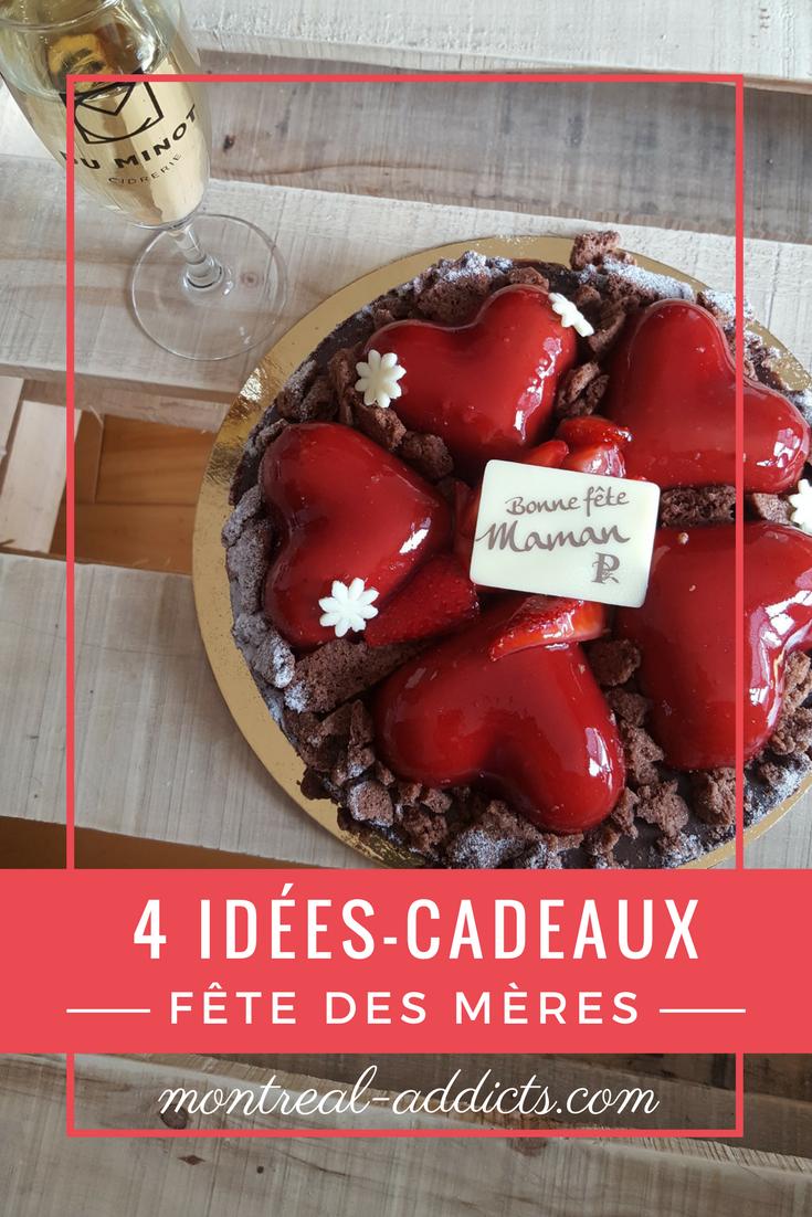 Gateau Première Moisson - Idée-cadeau québécois | Blog Montreal Addicts