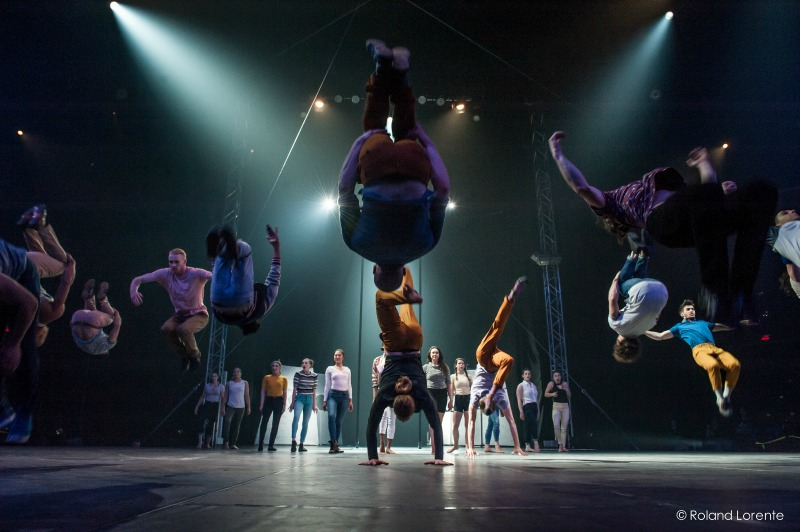 Ecole nationale de cirque montreal 2017