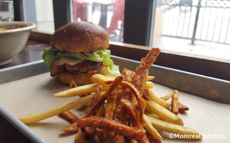 Burger du Chic-Shack à Québec | Blog Montreal Addicts