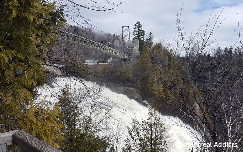 Chute Montmorency | Blog Montreal Addicts