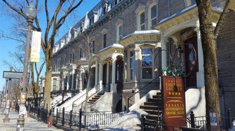 Hôtel Chateau Laurier Québec | Blog Montreal Addicts