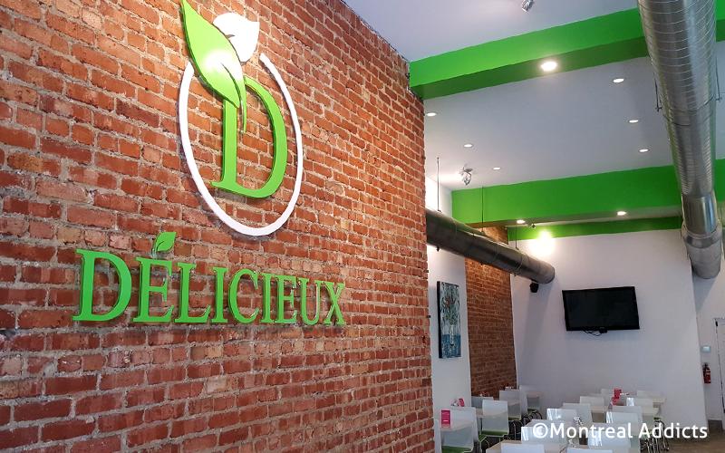 Délicieux Veg Fusion Café | Blog Montreal Addicts
