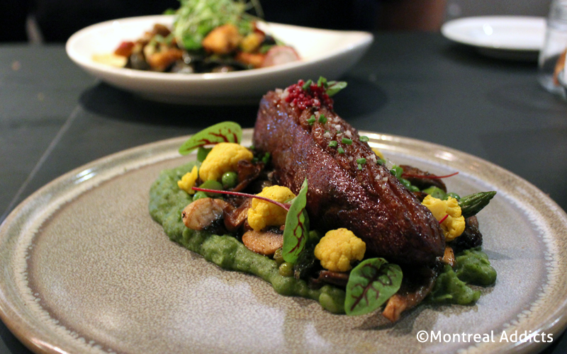 Magret de canard au Caribou Gourmand | Blog Montreal Addicts