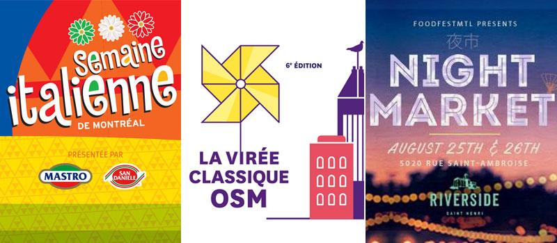 Quoi faire à Montréal en août? | Blog Montreal Addicts