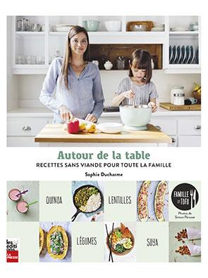 Autour de la table de Sophie Ducharme   Blog Montreal Addicts