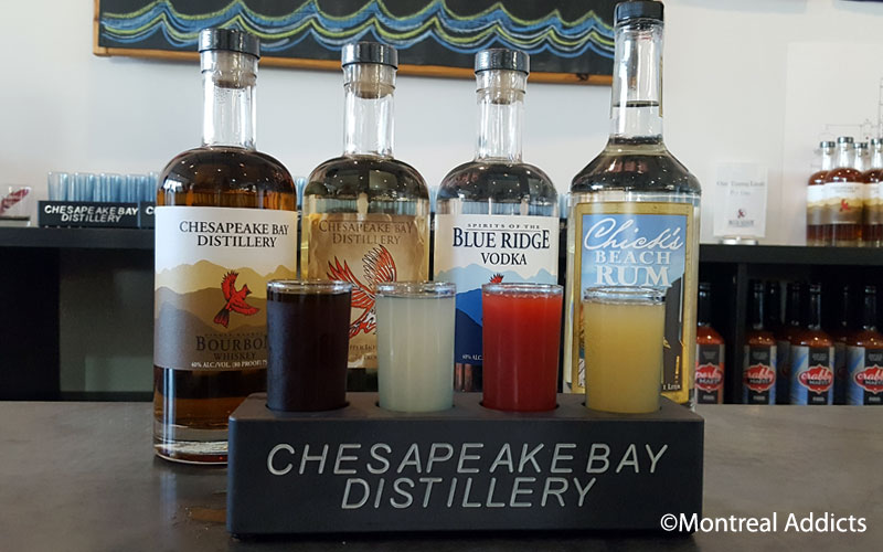 Chesapeake Distillery Virginia Beach