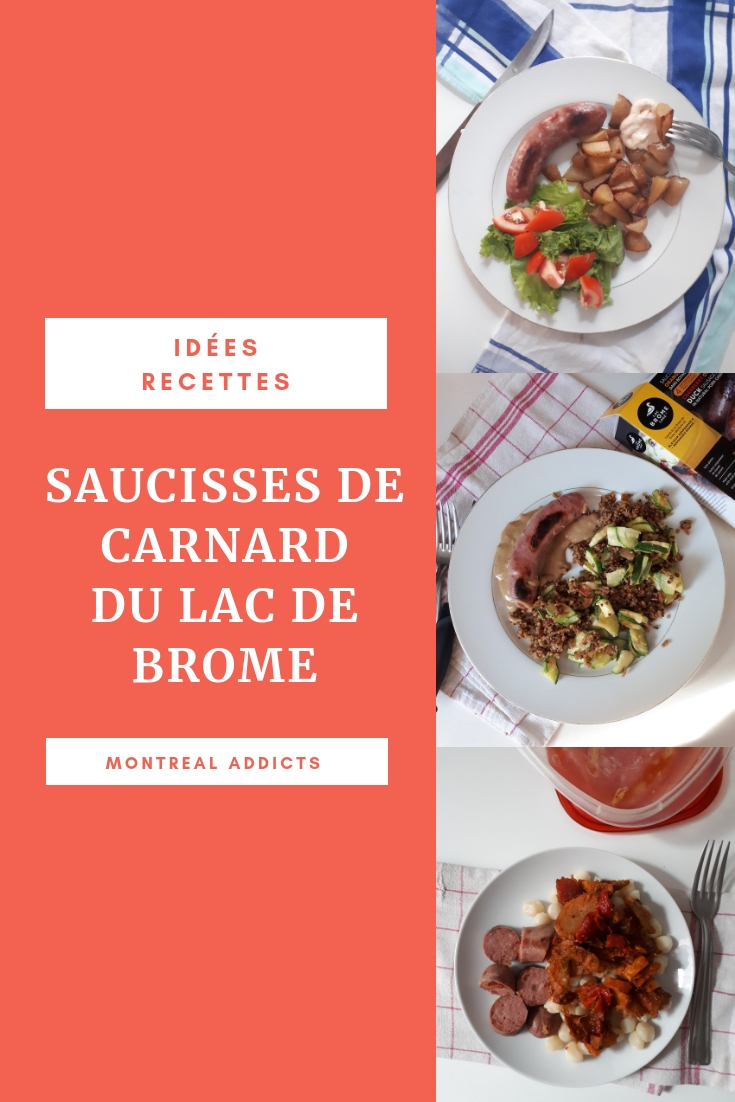 idees-recettes-saucisses-canard-lac-brome