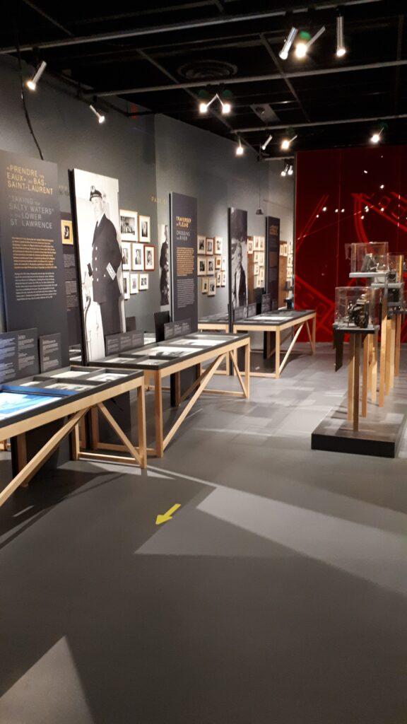 Exposition permanente Musée du Bas-St-Laurent, Rivière-du-Loup