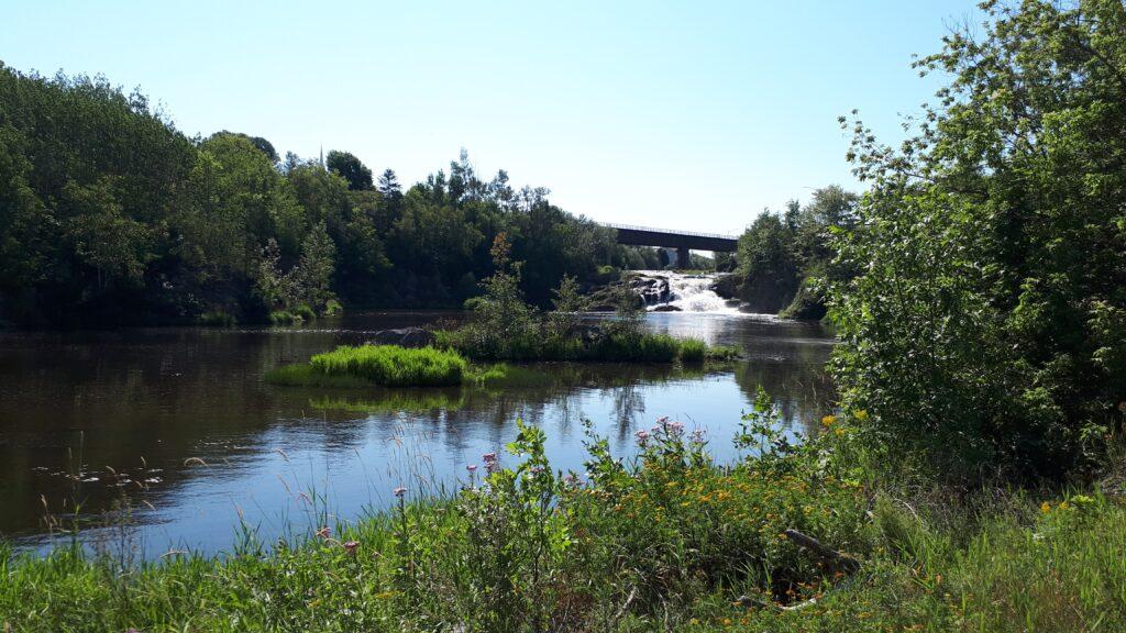 Parc des Chutes, Rivière-du-Loup
