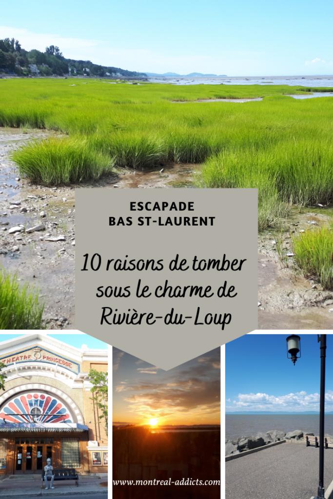 10 idées pour découvrir Rivière-du-Loup