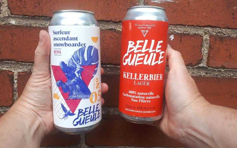 Bières Belle gueule Montréal